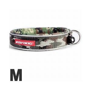 犬 首輪 EZYDOG イージードッグ ネオカラー M 中型犬用 グリーンカモ|pet-square
