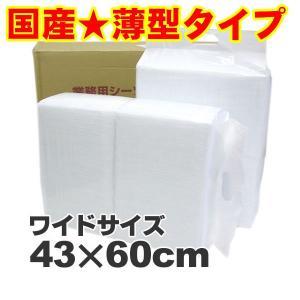 ペットシーツ 業務用 ワイドサイズ スリムタイプ 400枚入 (国産・薄型タイプ) コーチョー|pet-square
