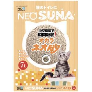 猫用品 コーチョー ネオ砂 おからの猫砂 7L (オカラ)|pet-square|02
