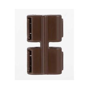 リッチェル カスタムペットサークル ジョイントN 4個セット ブラウン|pet-square