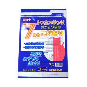 猫用品 おからの猫砂 トフカスサンド 7つのこだわり ペグテック クリーンビート (猫のトイレ砂) pet-square