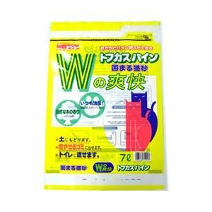 猫用品 木の香りの猫砂 クリーンビート トフカ...の関連商品2