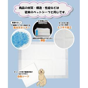 ペットシーツ 業務用スーパーワイド200枚 薄型 トイレシート ペットシート 人気 送料無料 まとめ買い 大容量 安い 多頭飼い 犬 猫|pet-studio|03