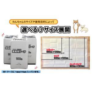 ペットシーツ 業務用スーパーワイド200枚 薄型 トイレシート ペットシート 人気 送料無料 まとめ買い 大容量 安い 多頭飼い 犬 猫|pet-studio|04