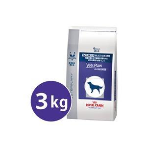 ウインターセール!「本州限定」「代引き不可」ロイヤルカナン ベッツプラン 犬用 セレクトスキンケア 3kg