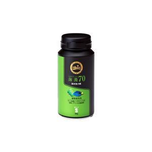 【飼育用品・餌】 ひかり プレミアム 海藻70 Sサイズ 80g【乾燥餌】