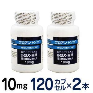 共立製薬 プロアントゾン 10mg 2個セット 小型犬・猫用|petcure-dgs