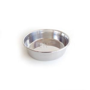 ★即日発送対象 【国産】ステンレス食器 皿型 11cm|petech