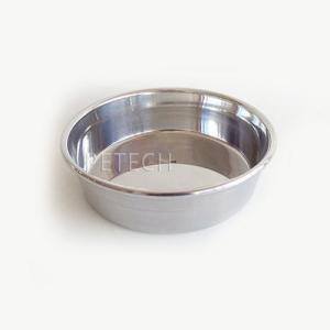 ★即日発送対象 【国産】ステンレス食器 皿型 20cm|petech