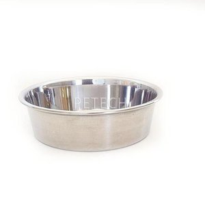 ★即日発送対象 【国産】ステンレス食器 皿型 23cm|petech