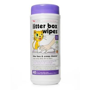 アウトレット ペットキン 猫トイレボックス掃除用シート40枚入り