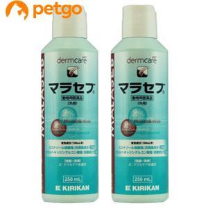 【2本セット】マラセブ シャンプー 犬用 250mL(動物用医薬品)|petgo