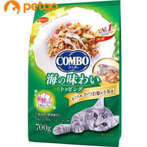 コンボ キャット まぐろ味・かつおぶし・小魚添え...の商品画像