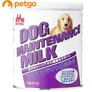 <こちらの商品はおよそ3〜6日営業日後の発送となります> ドッグメンテナンスミルクは、成犬・シニア犬...