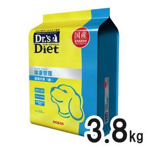 ドクターズダイエット犬用 ライトカロリーエイド(肥満犬用) 3.8kg