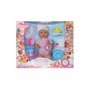 Nenuco (ネヌコ) 赤ちゃん 人形 スペイン発 ベビードール サラちゃん / はじめてセット おままごとセット [正規品] petit-bonheur1