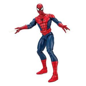スパイダーマン トーキング アクション フィギュア [並行輸入品] Spider-Man Action Figure Talking petit-bonheur1