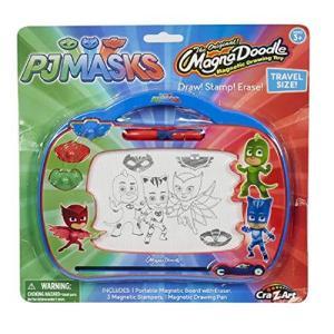 パジャマスク ディズニーチャンネル お絵かきボード セット マグネット式 持ち運び便利 [並行輸入品] petit-bonheur1