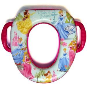 ディズニー プリンセス 子供用 ソフト便座 幼児用 補助便座 おまる トイレトレーニング [並行輸入品]|petit-bonheur1