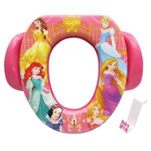 Disney ディズニー プリンセス 幼児用 補助便座 おまる トイレトレーニング フック付き[並行輸入品]|petit-bonheur1