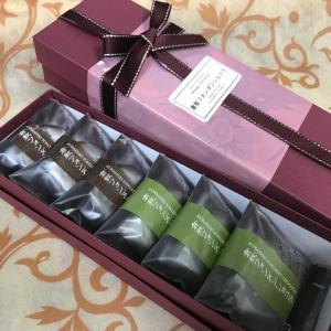 倉敷フォンダンショコラ 6個入り(チョコ3個・抹茶3個)|petit-boule2005