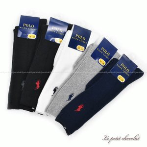 RALPH LAUREN ラルフローレン 日本製  子供靴下...