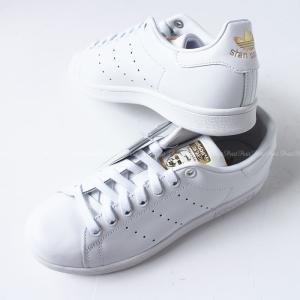 Adidas アディダス オリジナルス スタンスミス/stan smith オールホワイト ゴールドロゴF36575|petit-petit
