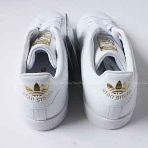 Adidas アディダス オリジナルス スタンスミス/stan smith オールホワイト ゴールドロゴF36575|petit-petit|02