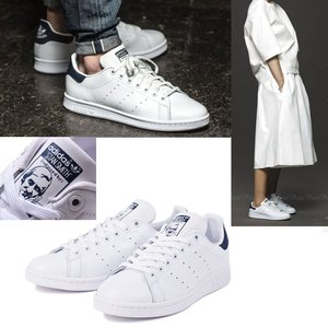 Adidas アディダス スタンスミス stan smith  ネイビー M20325|petit-petit
