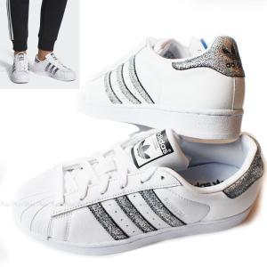 Adidas アディダス SPERSTAR スーパースター グリッター CG5455|petit-petit