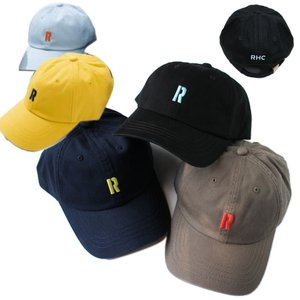 RHC Ron Herman ロンハーマン Rロゴ入り キャップ  R Logo Cap 帽子 正規品|petit-petit