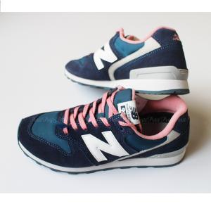 New Balance(ニューバランス) WR996 [ブルーベリー×ピンク]|petit-petit