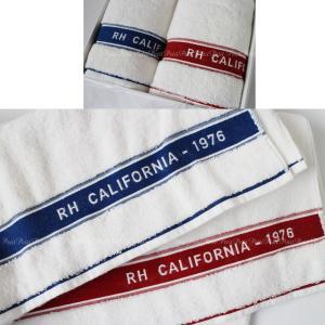 Ron Herman(ロンハーマン) バスタオル2枚セット  [RH California/ギフトボックス入り]|petit-petit