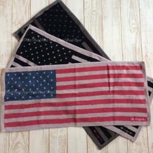 Ron Herman(ロンハーマン) New flag towel 星条旗 [フェイスタオル2枚セット]|petit-petit