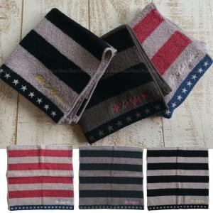 Ron Herman ロンハーマン New flag towel 星条旗  ハンドタオル3枚セット petit-petit