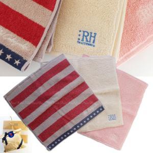 Ron Herman ロンハーマン New flag towel 星条旗  無地タオル ハンドタオル3枚セット|petit-petit