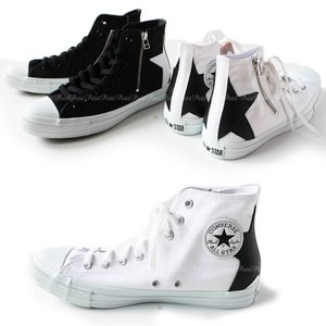 Converse コンバース  ALL STAR BS Z HI スター柄 ハイカット/モノトーン|petit-petit