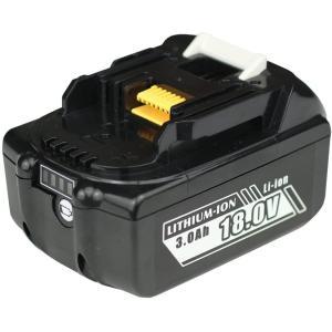 マキタ工具用バッテリーBL-1830B互換品 18V 3000mAhサムソン社製セル 電池残量表示機能付き 長期保証付き|petite-marche-tech
