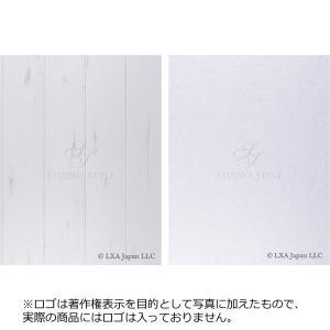 STUDIO-STYLE フォトスタイリングボード (写真撮影用背景ボード)<ナチュラル>(白漆喰&木目)|petite-marche-tech