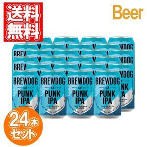 敬老の日 ビール ブリュードッグ パンクIPA 缶 330ml 24本セット CBBD-PICN ビールセット 輸入ビール 缶ビール|petitpresent