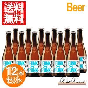敬老の日 ビール ブリュードッグ オーバーワークス ファンクXパンク FUNKxPUNK 500ml 12本セット 輸入ビール 瓶ビール|petitpresent