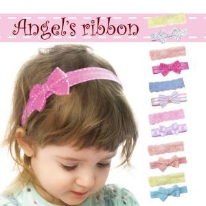 Angel's ribbon エンジェルズリボン ヘアバンド...