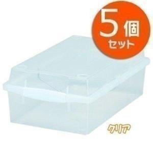コミック本(マンガ本)の収納にぴったりのクリア収納ボックスです。アイリスオーヤマ製のカラーボックス(...