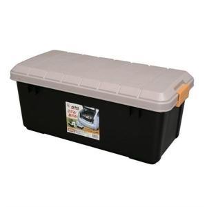 アウトドア用品や工具などを収納するのに便利な収納ボックスです!耐荷重80kgなので、立ったり座ったり...
