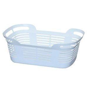 洗濯かご ランドリーバスケット BB-560 ホワイト アイリスオーヤマ 洗濯カゴ かご 籠 petkan