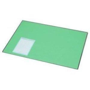 (在庫処分セール)デスクマット 139*69cm DMT-1369PN  PVCシート 緑 下敷き アイリスオーヤマ petkan