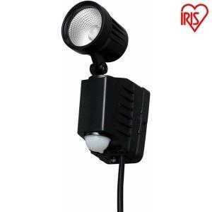 センサーライト 屋外 LED AC式センサーライト 1灯式 LSL-ACSN-400 アイリスオーヤマ(あすつく)