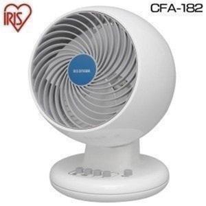サーキュレーター 静音 首振り CFA-182 アイリスオーヤマ セール 扇風機 ファン 家庭用 petkan