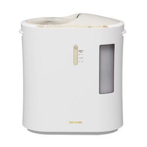 加湿器 アイリスオーヤマ 卓上 加熱式 超音波式 ハイブリッド式 大型 強力ハイブリッド加湿器 オフィス スチーム サーキュレーター 1500ml SPK-1500-U|petkan|02