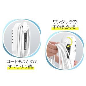 掃除機 紙パック式 サイクロン 紙パック アイリスオーヤマ ハンディ スティッククリーナー  超吸引力 軽い 超軽量  スリム IC-SB1 おしゃれ(あすつく)|petkan|11